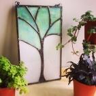 Green Tree Panel
