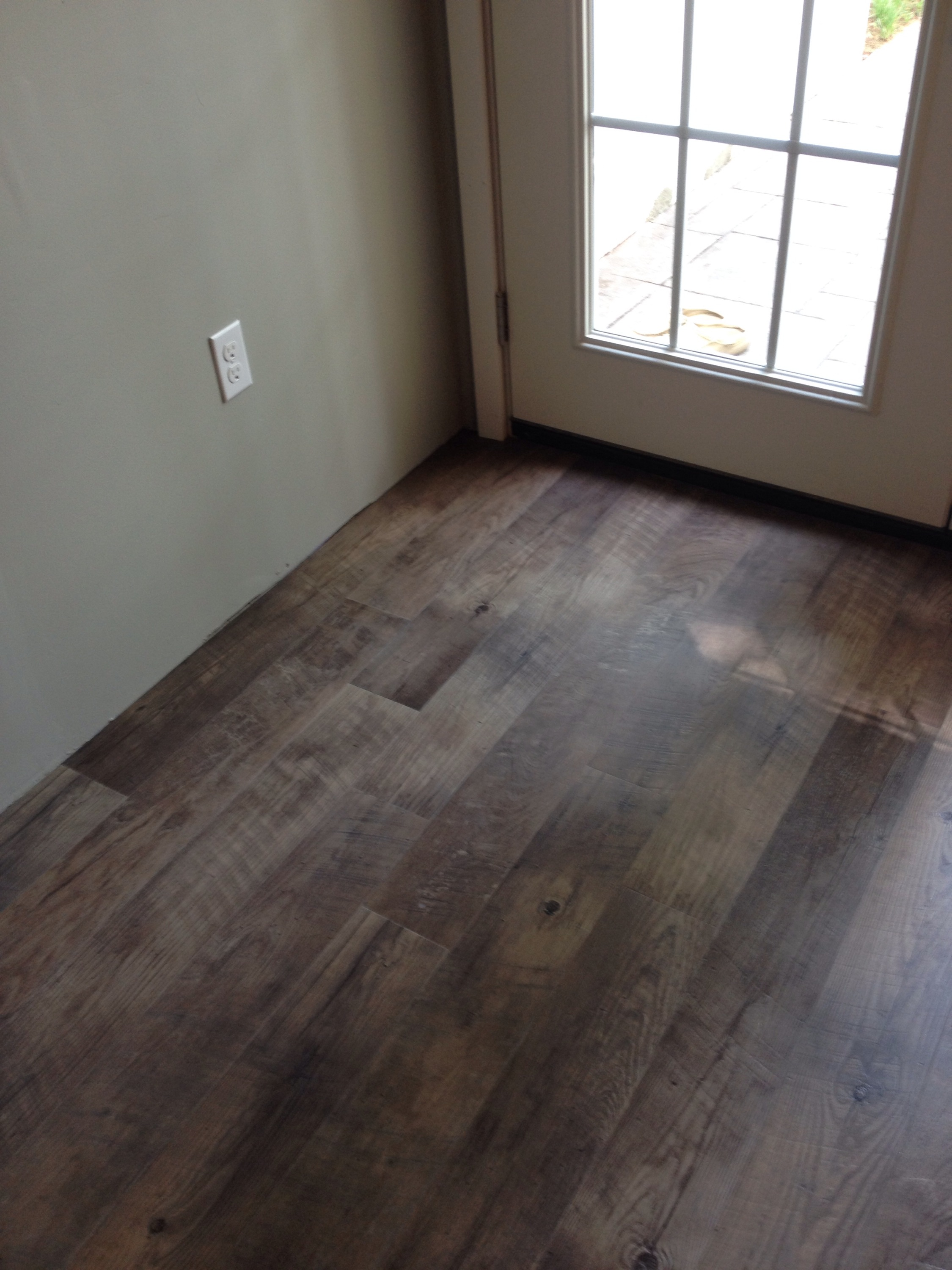 girl vinyl flooring img to plank country weekend install the floor how